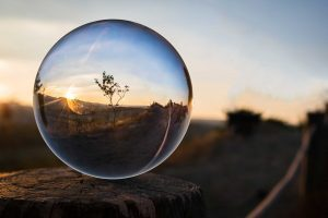 la bolla come metafora dell'evoluzione del retail di domani