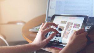 negozio fisico e negozio online a confronto