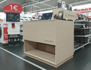 Un modello dei modelli di Shop In Shop per Coyote