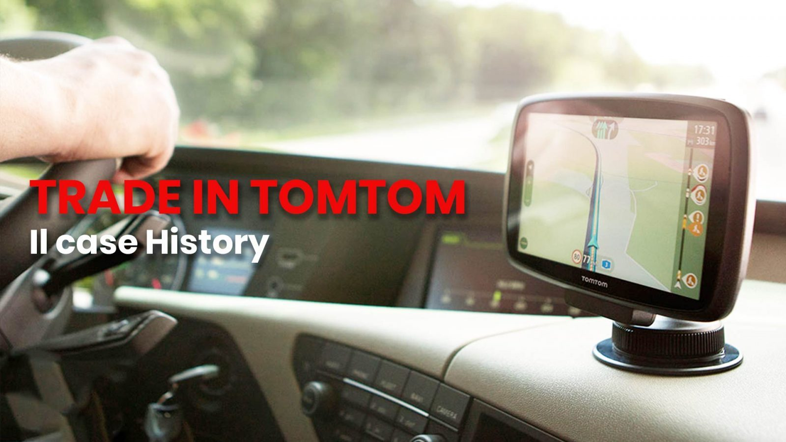 Trade In TomTom