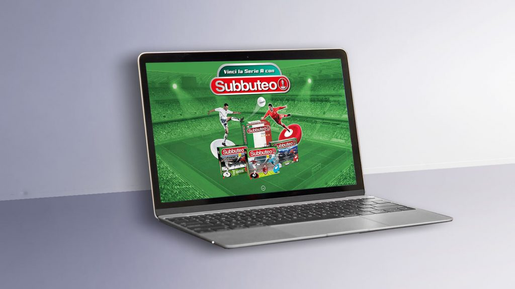 Subbuteo Digital promotion