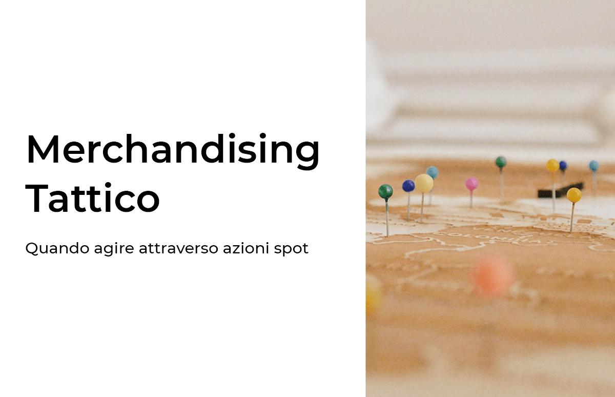 merchandising tattico